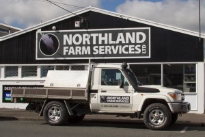 Northland farm services vehicle